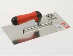 OLEJNIK Гладилка для гипса с двухкомпонентной ручкой 280х130 мм (127128-2KO)