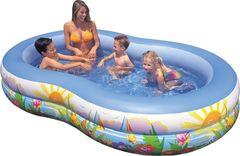 Бассейн Бассейн Intex Надувной бассейн  Intex Paradise 262x160x46 56490