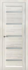 Межкомнатная дверь Межкомнатная дверь из массива Вилейка Вега 5 ЧО, белый