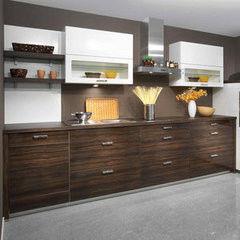 Кухня Кухня AA-Glass Пример 6 (ЛДСП Egger)