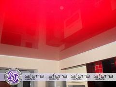 Натяжной потолок Sfera Comforta Глянцевый Пример 6
