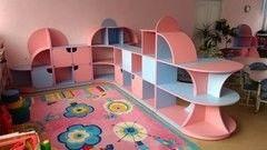 Детская комната Детская комната Белый апельсин Пример 5