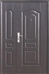 Входная дверь Входная дверь Kaiser К600 двухстворчатая