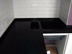 Столешница Столешница LG HI-MACS Solid S022 Black