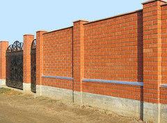 Забор Забор ЭФАЛ-СтройБел Вариант 17