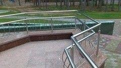 Элементы ограждений и лестниц Алмиэр Вариант 5