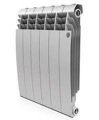 Радиатор отопления Радиатор отопления Royal Thermo BiLiner 500/Silver Satin