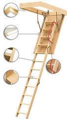 Чердачная лестница Чердачная лестница Radex Extra 120x60 2,8м