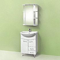 Мебель для ванной комнаты Акваль Калипсо 60