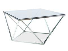 Журнальный столик Signal Silver A (хром)