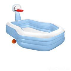 Бассейн Бассейн Intex 57183 Shootin Hoops Family Pool
