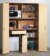 Мебель для персонала Восток-СВ Кухня офисная светлая