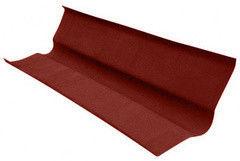 Комплектующие для кровли Onduline Ендова  красный