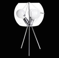 Настольный светильник OZCAN Стил прозрачный 4200-3,21