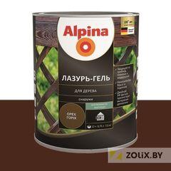 Защитный состав Защитный состав Alpina Лазурь-гель для дерева палисандр (2,5 л)