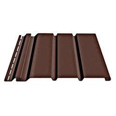 Софит Docke T4-Soffit Шоколад (сплошной)