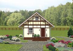 Лучший дом Проект дома М0418131