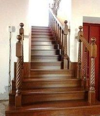Деревянная лестница Деревянная лестница Кошель А.М. Вариант 3 с расширением