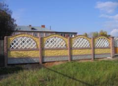 Забор Забор ИП Касабуцкий А.Н Пример 29