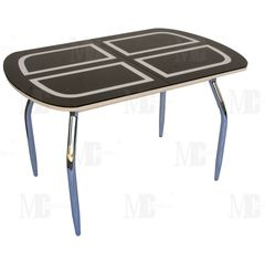 Обеденный стол Обеденный стол Metsteklo МС 6306