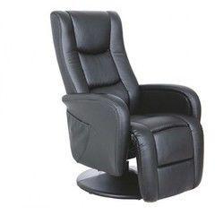 Кресло Кресло Halmar PULSAR (черное)