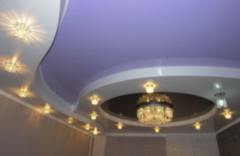 Натяжной потолок ЭФАЛ-СтройБел Вариант 43