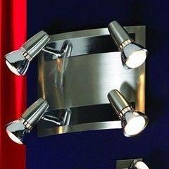 Настенно-потолочный светильник Lussole Aprilia LSL-1491-04