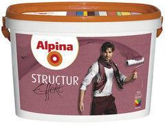 Краска Краска Alpina Structur Effekt (10л)