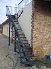 Металлическая лестница Белит Вариант 72