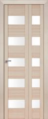 Межкомнатная дверь Межкомнатная дверь ProfilDoors 29X складная Капучино Мелинга (стекло матовое)