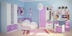Детская комната Детская комната VMM Krynichka Вариант 70