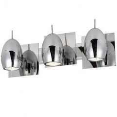 Настенный светильник Imex SP.003-33-02 хром металлический