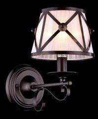 Настенный светильник Maytoni House H102-01-R