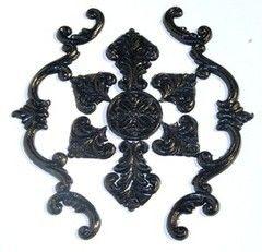 Декоративный элемент для мебели ИП Дук С.В. Декор мебельный, дверной, интерьерный 2
