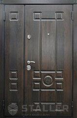 Входная дверь Входная дверь Staller Рим двухстворчатая