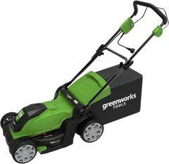 Газонокосилка Газонокосилка Greenworks GLM1241