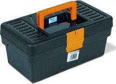 TAYG Ящик для инструмента пластмассовый Basic Line 29x17x12,7см (с лотком) Tayg (110559)