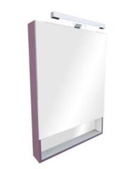 Мебель для ванной комнаты Roca Шкафчик с зеркалом The Gap 70 (ZRU9302752)