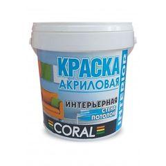 Краска Краска Coral ВД-АК-2011 1л