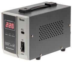 Стабилизатор напряжения Стабилизатор напряжения Wester STW-1000NP (0.8 кВт)