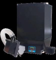 Комплектующие для систем водоснабжения и отопления Теплодар Автоматическая пеллетная горелка АПГ25