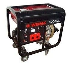 Генератор Дизельный генератор WEIMA WM5000CLE