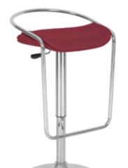 Барный стул Барный стул Nowy Styl Campari Hoker Chrome (V-25)