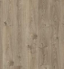 Виниловая плитка ПВХ Виниловая плитка ПВХ Quick-Step Balance Rigid Click RBACL40026 Дуб коттедж серо-коричневый