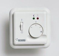 Терморегулятор Терморегулятор Rehau Solelec Basic 12108691100