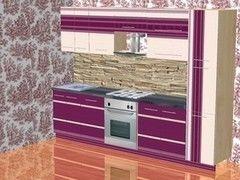 Кухня Кухня Сапёрмебель Пример 4