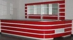 Торговая мебель Торговая мебель ВФТ Вариант 22