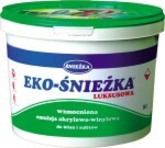 Краска Краска Sniezka Eko-Sniezka Luksusowa (1 л)