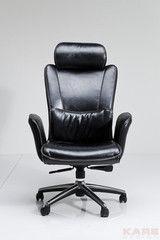 Офисное кресло Офисное кресло Kare Office Chair Big Boss Black 78593
