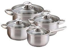 Наборы посуды Kelli KL-4202 8 пр.